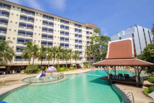 Mercure Hotel Pattaya 4*